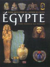 Egypte - Terre Eternelle Des Pharaons - Intérieur - Format classique