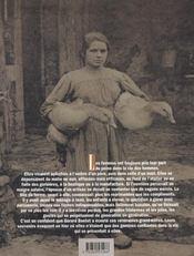 Memoires de femmes ces facons de faire transmises de mere en fille - 4ème de couverture - Format classique