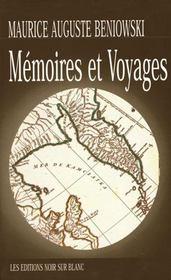 Memoires et voyages coffret 3 vols - Intérieur - Format classique