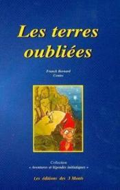 Les terres oubliées ; contes et légendes - Couverture - Format classique