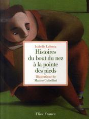 Histoires du bout du nez à la pointe des pieds - Intérieur - Format classique