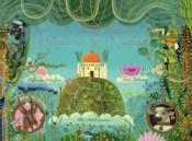 Le fabuleux amour d'Aucassin et Nicolette - Couverture - Format classique