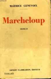 Marcheloup. - Couverture - Format classique