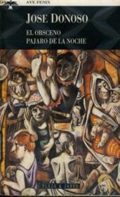 El Obsceno Pajaro De La Noche - Couverture - Format classique