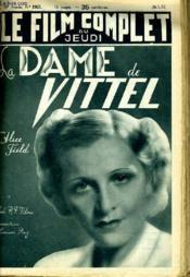Le Film Complet Du Jeudi N° 1953 - 16e Annee - La Dame De Vittel - Couverture - Format classique
