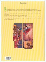 Septentryon t.2 ; angousalem - 4ème de couverture - Format classique