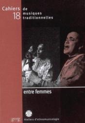 Cahiers De Musiques Traditionnelles T.18 - Couverture - Format classique