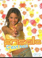 Priscilla, C'Est Moi ; Mon Album Intime - Couverture - Format classique