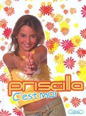 Priscilla, C'Est Moi ; Mon Album Intime - Intérieur - Format classique