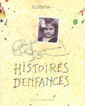 Histoires d'enfances - Intérieur - Format classique