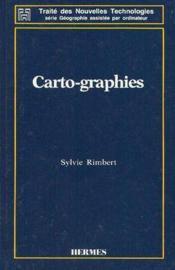 Carto-graphies - Couverture - Format classique