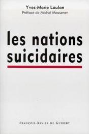 Les nations suicidaires - Couverture - Format classique