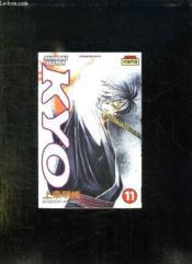 Samourai Deeper Kyo t.11 - Couverture - Format classique