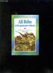 Ali Baba Et Les 40 Voleurs T.1 - Couverture - Format classique