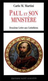 Paul et son ministère ; deuxième lettres aux Corinthiens - Couverture - Format classique