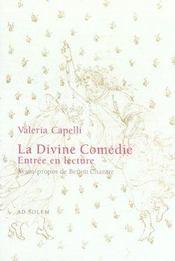 Divine Comedie, Entree En Lecture (La) - Intérieur - Format classique