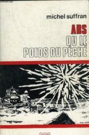 Ars ou le Poids du péché - Couverture - Format classique