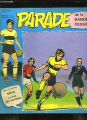Parade N° 4. Juillet 1975. - Couverture - Format classique