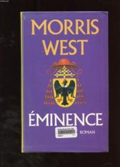 Eminence. Roman - Couverture - Format classique