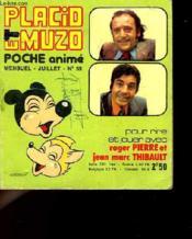 Placid Et Muzo Poche Anime N°55 - Couverture - Format classique