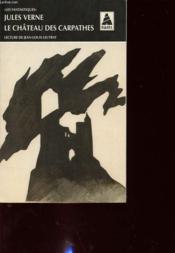 Le chateau des carpathes babel 299 - Couverture - Format classique