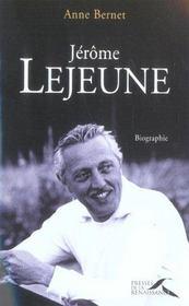 Jérôme Lejeune - Intérieur - Format classique