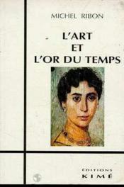 Art Et L'Or Du Temps (L') - Couverture - Format classique