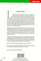Revue Monde N.28 ; Himalayas : Cachemire, Népal, Bhoutan, Tibet - 4ème de couverture - Format classique