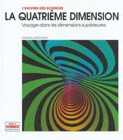 La quatrieme dimension - Intérieur - Format classique