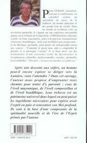 Cherchant De Lumiere - 4ème de couverture - Format classique
