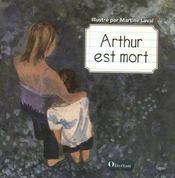 Arthur est mort (édition 2005/2006) - Couverture - Format classique