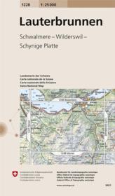 Lauterbrunnen ; 1228 - Couverture - Format classique
