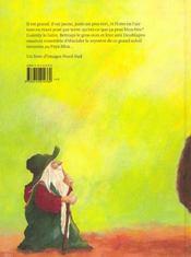 Le truc jaune - 4ème de couverture - Format classique