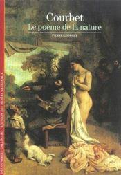 Courbet ; le poème de la nature - Intérieur - Format classique