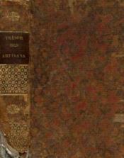 Le trésor des artisans, domestique, et gens de la campagne, tome 1 - Couverture - Format classique