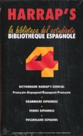 Harrap'S Bibliotheque Espagnole - Couverture - Format classique