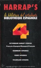 Harrap'S Bibliotheque Espagnole - Intérieur - Format classique