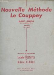 Nouvelle Methode Le Couppey Pour Piano - Abc Et Alphabet Reunis. - Couverture - Format classique