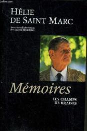 Mémoires - Couverture - Format classique