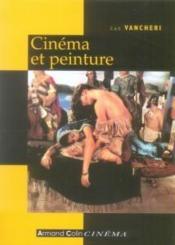 Cinéma et peinture - Couverture - Format classique