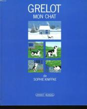 Grelot, mon chat - Couverture - Format classique