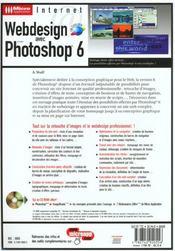 Webdesign photoshop 6 -e1 - 4ème de couverture - Format classique