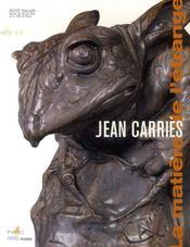 Carriès céramiste - Intérieur - Format classique