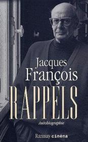 Rappels - Couverture - Format classique