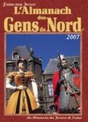 L'almanach des gens du Nord 2008 - Couverture - Format classique