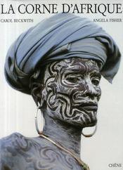 La Corne D'Afrique - Couverture - Format classique