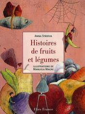 Histoire de fruits et legumes - Intérieur - Format classique