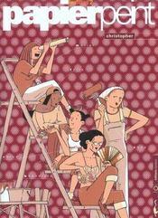 Les filles t.2 ; papier peint - Intérieur - Format classique