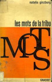 Les Mots De La Tribu. - Couverture - Format classique