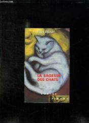 La Sagesse Des Chats. - Couverture - Format classique